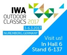 "FIBEX on ""IWA OutdoorClassics 2017"""
