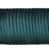 Paracord Type III 550, dark emerald green #022