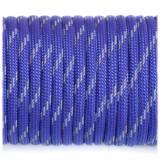Paracord reflective, royal blue #r3376