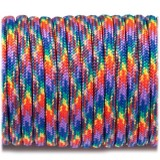 Paracord Type III 550, carnival #202