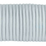 Paracord Type III 550,  silver gray #002