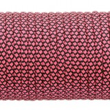 Paracord Type III 550, sofit pink snake #292 (016+315)