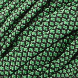 Coreless Paracord, green snake #265-H