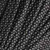 Paracord reflective 50/50, reflective snake #r16016S