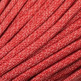Paracord Type III 550, NOISE red fire #021F-N
