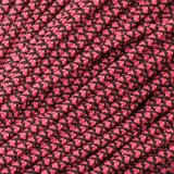 Minicord (2.2 mm), sofit pink snake #292-2 (016+315)