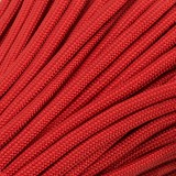 Paracord Type III 550, red fire #021F