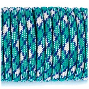 Paracord Type III 550, blue chock #152