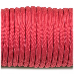 Paracord Type III 550, crimson #324