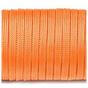 Coreless Paracord, orange yellow #044