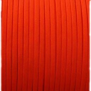Minicord (2.2 mm), fluo orange red #009-2