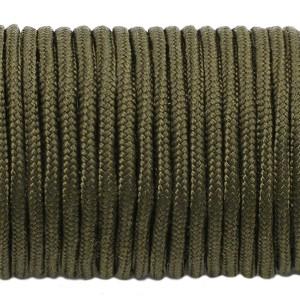 Minicord (2.2 mm), army green #010-2