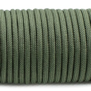 Paracord Type III 550, OD green #011