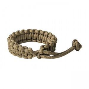 "Bracelet ""Mad Max"", Coyote brown"