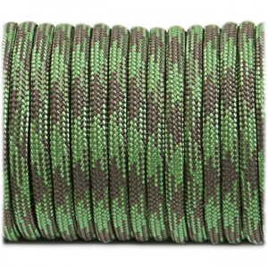 Paracord Type III 550, o.d. moss#346