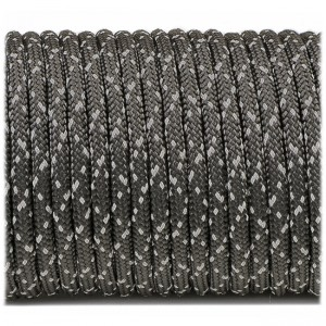Paracord reflective starry night #r3228