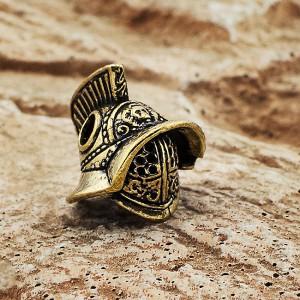 """Bead """"Gladiator Helmet"""""""