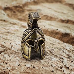 """Bead """"Spartan Helmet"""""""