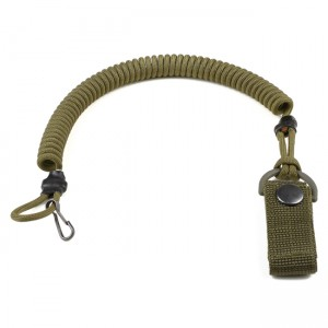 Safety cord of paracord, golf #355