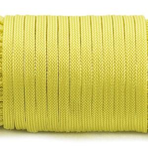 Coreless Paracord, yellow #019-H