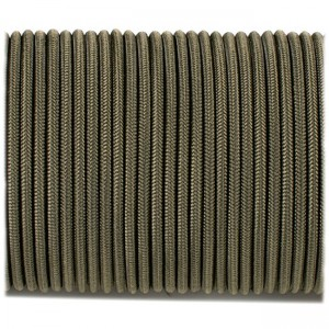 Shock Cord (3 mm), army green #s010-3