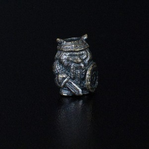 "Bead ""Viking"" silver"