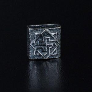 Bead 6 silver