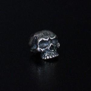 """Bead """"Skull S"""" silver"""