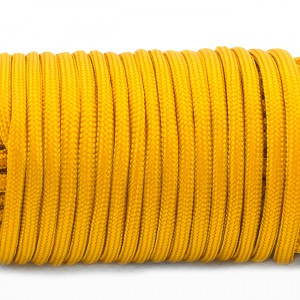 Paracord Type III 550, honey gold #089