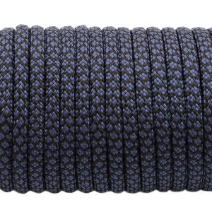 Paracord Type III 550, navy snake #261 (016+038)