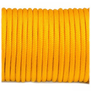 Paracord Type IV 750, goldenrod #087