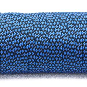 Coreless Paracord, blue snake #268-H