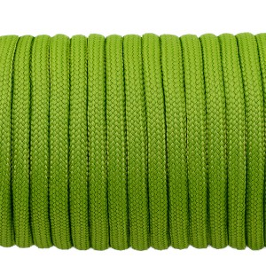 Paracord Type III 550, fluo green #017